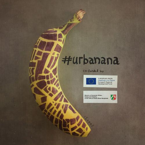 #urbanana Logo